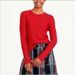 J. Crew Classic Crewneck Sweater